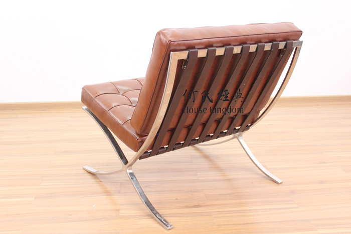 1. Reproduction Of The Top Famous Modern Classics Design.Barcelona Chair  And Ottoman Chair By Luwig Mies Van Der Rohe. Ludwig Mies Van Der Rohe, ...