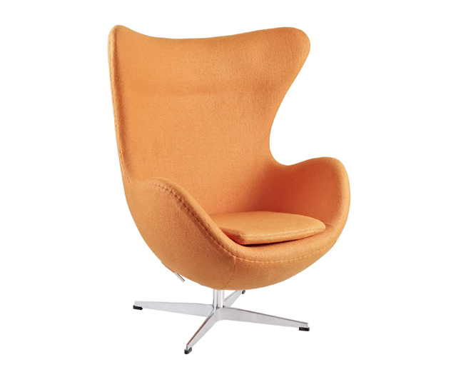 Modern Classic Furniture Reproductions womb style sofa allows you to curl up and relax in comfort Egg Chair Fabricby Arne Jacobsen